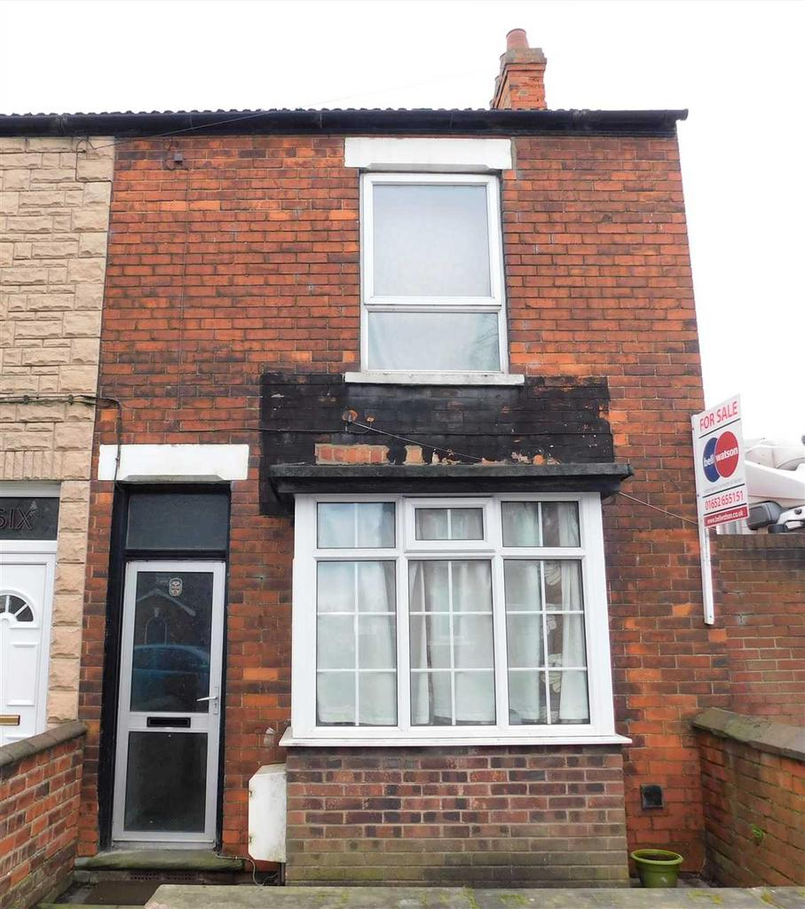3 Bedrooms Terraced House for sale in GELDER TERRACE, BRIDGE STREET, BRIGG