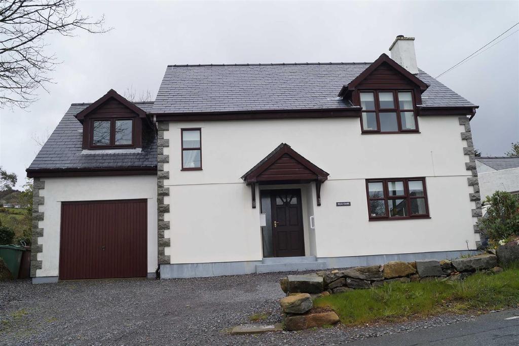 3 Bedrooms Detached House for sale in Llithfaen