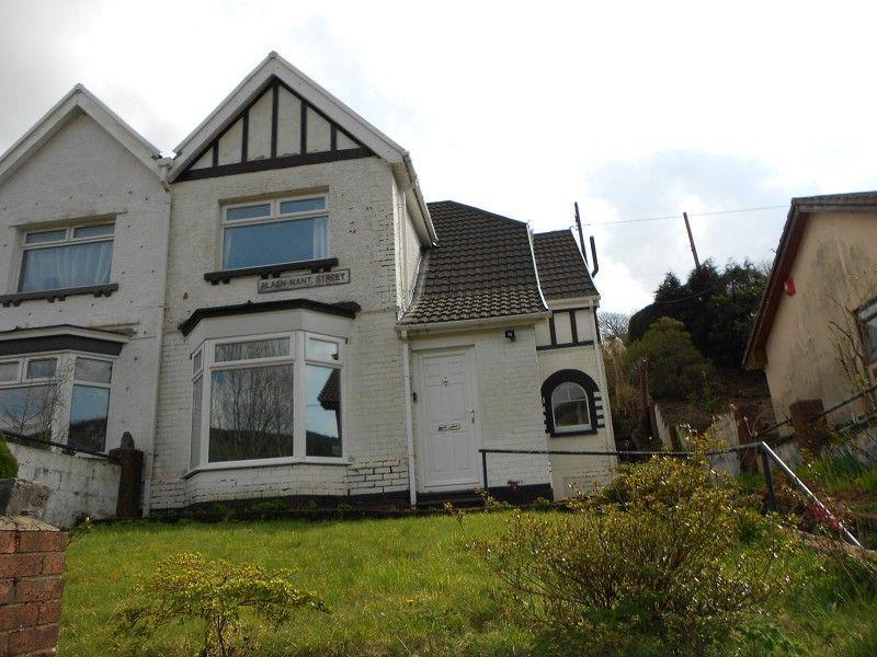 3 Bedrooms Semi Detached House for sale in Blaenant Street, Duffryn Rhondda, Port Talbot, Neath Port Talbot.