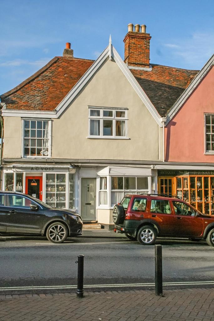 2 Bedrooms Cottage House for sale in Market Hill, Woodbridge