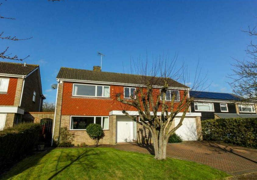 5 Bedrooms Detached House for sale in Stagg Green Avenue, The Ryde, AL9