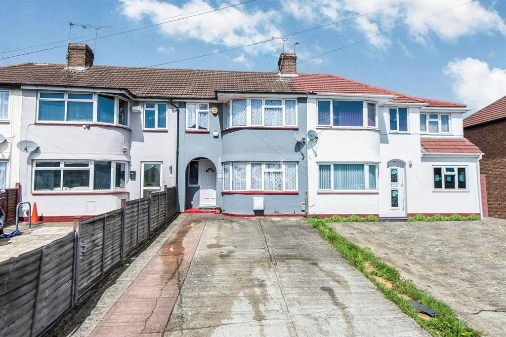 3 Bedrooms Terraced House for sale in Cumberland Avenue