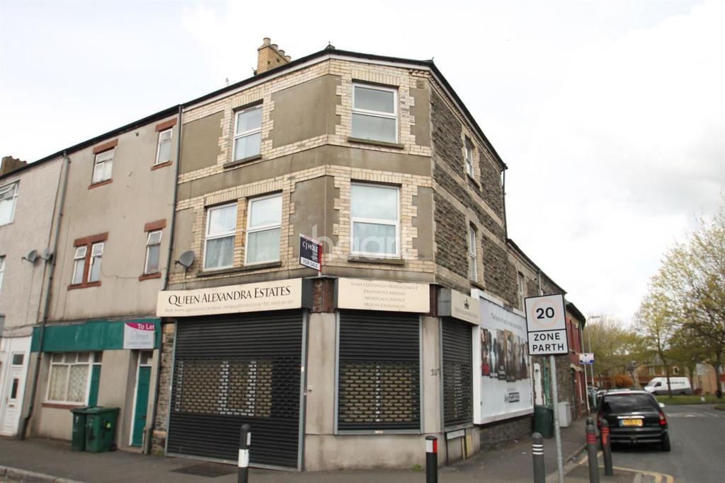 2 Bedrooms Flat for sale in Alexandra Road, Newport