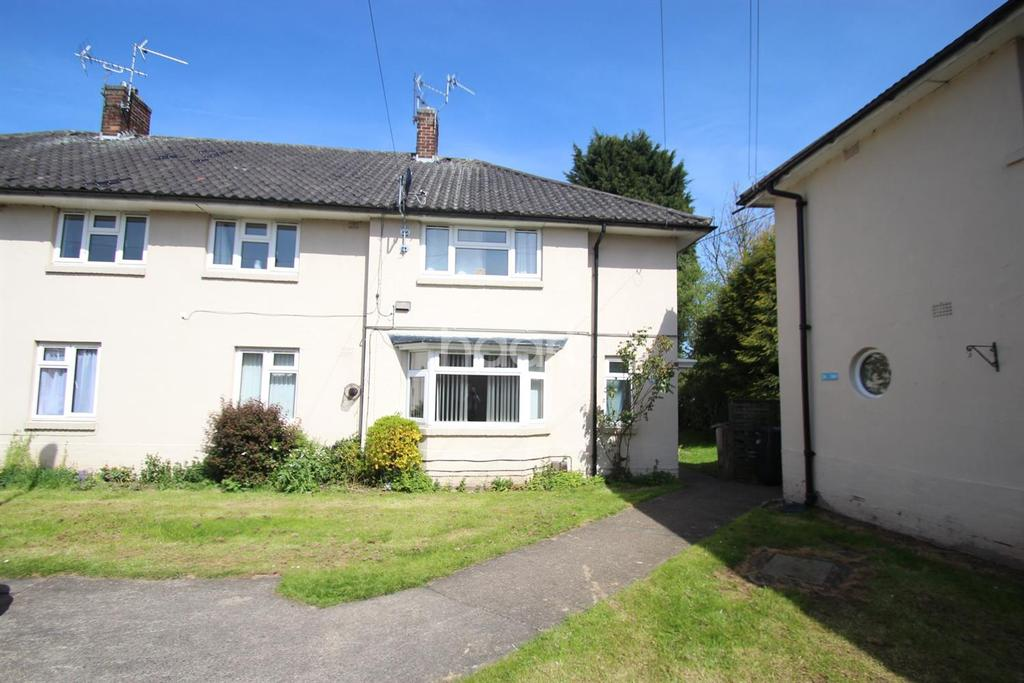 2 Bedrooms Maisonette Flat for sale in Valley Road, West Bridgford, Nottinghamshire