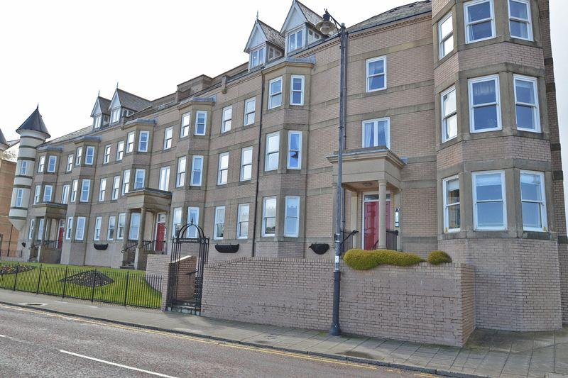 2 Bedrooms Apartment Flat for sale in King Edwards House, Tynemouth
