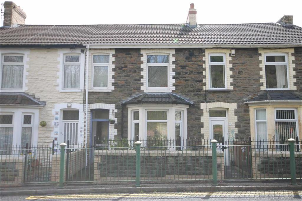 3 Bedrooms Terraced House for sale in Glenview Terrace, Llanbradach, CF83