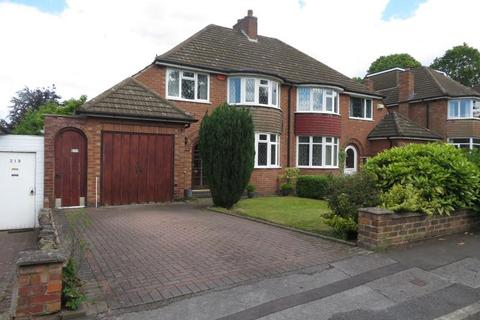 3 bedroom semi-detached house to rent - Chester Road, Streetly  B74 3ND