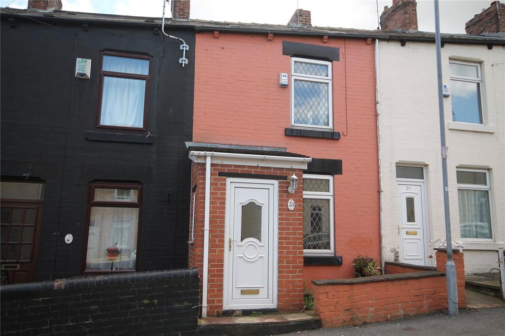 3 Bedrooms Terraced House for sale in Commercial Street, Barnsley, South Yorkshire, S70