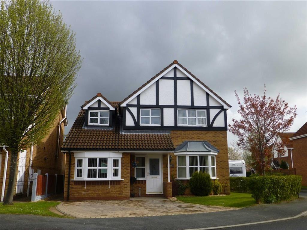 4 Bedrooms Detached House for sale in Fontwell Close, Wrexham