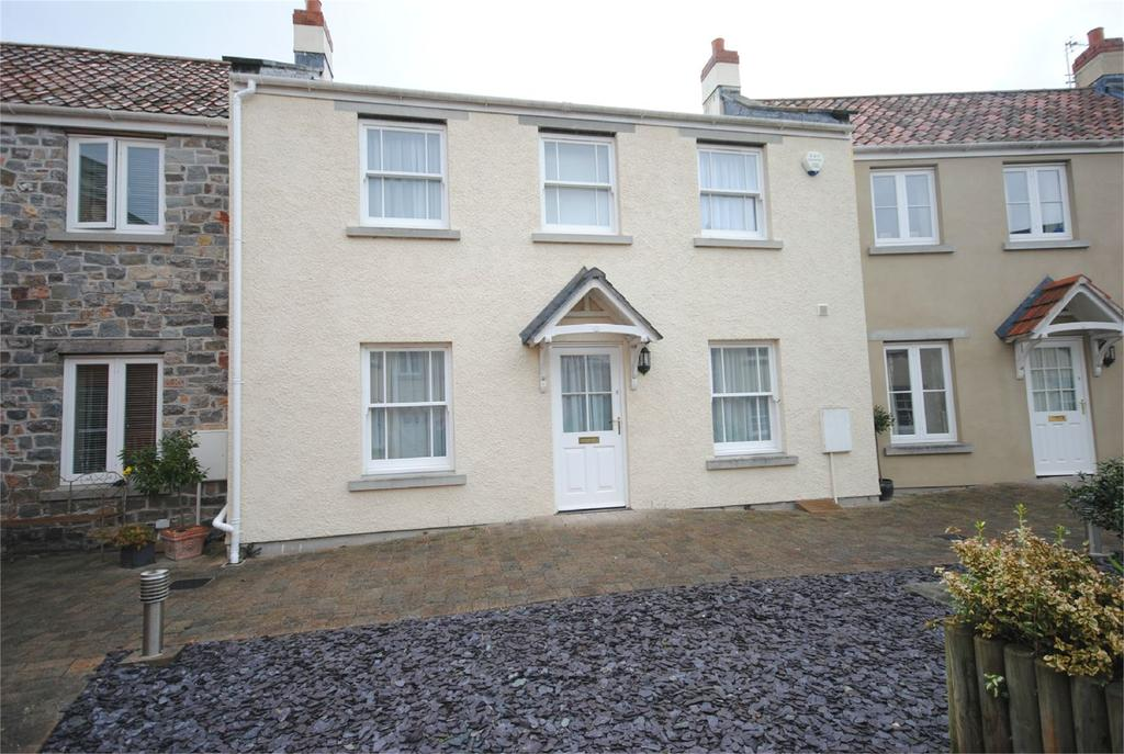 2 Bedrooms Terraced House for sale in Reads Garden, Axbridge, Somerset, BS26