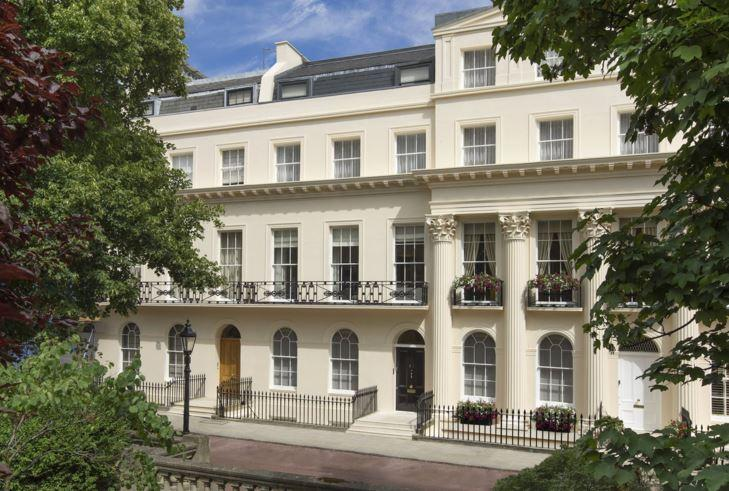 5 Bedrooms Terraced House for sale in Chester Terrace, Regents Park