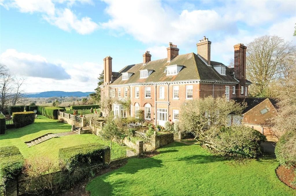 6 Bedrooms Semi Detached House for sale in Wykehurst Lane, Ewhurst, Cranleigh, Surrey, GU6