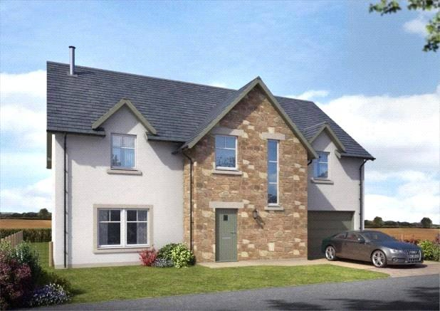 4 Bedrooms Detached House for sale in Mains Of Mawcarse (Plot 2), Milnathort, Kinross-Shire, KY13