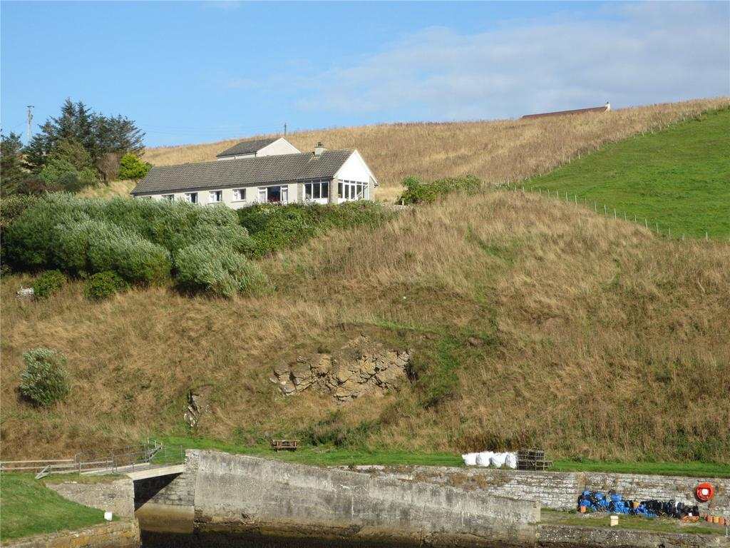 4 Bedrooms Detached House for sale in House at Lybster Harbour, Lybster, Caithness, KW3