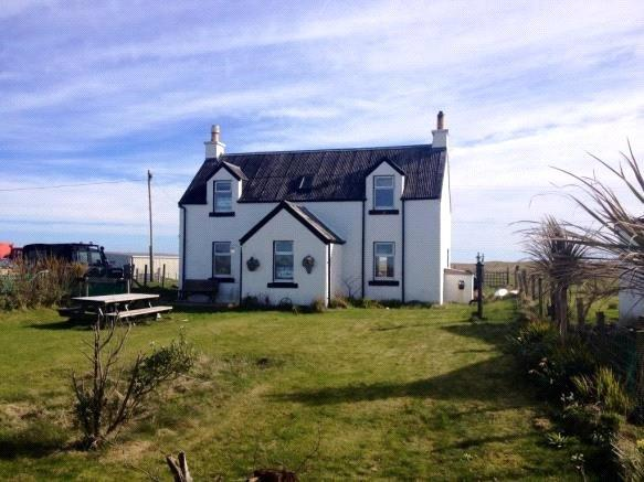 2 Bedrooms Detached House for sale in Bothan Nam Fear, Scarinish, Isle Of Tiree, PA77