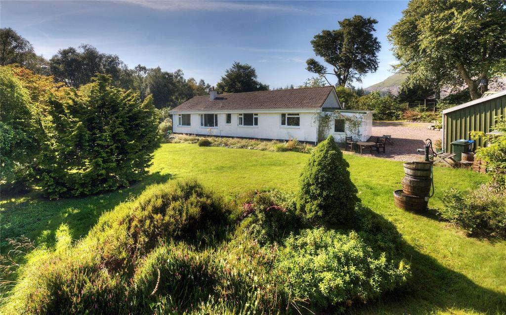 3 Bedrooms Detached Bungalow for sale in Tigh Na Droichaid, Ardgour, Fort William, Highland, PH33