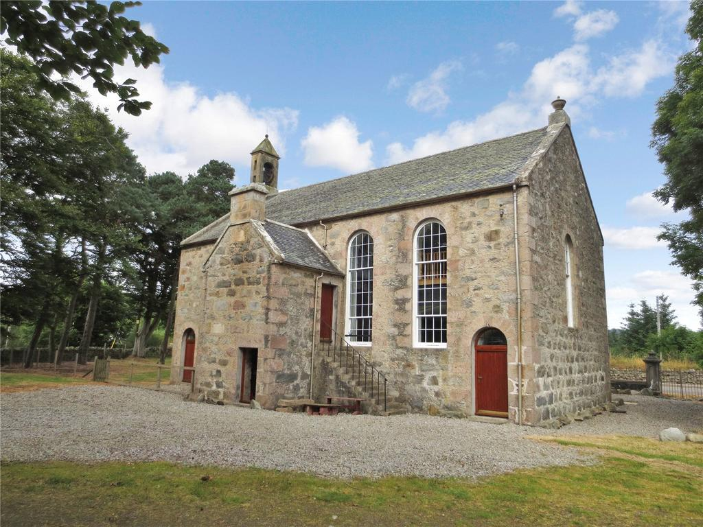 3 Bedrooms Detached House for sale in The Old Free Church, Ardgay, Sutherland, IV24