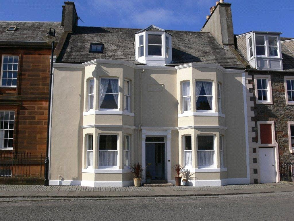 5 Bedrooms Terraced House for sale in 52 High Street, Kirkcudbright, DG6