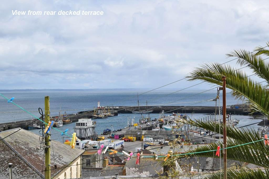 3 Bedrooms Terraced House for sale in Newlyn, Penzance, West Cornwall, TR18