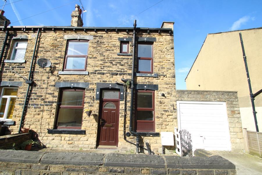 2 Bedrooms End Of Terrace House for sale in PEMBROKE ROAD, PUDSEY, LS28 7NE