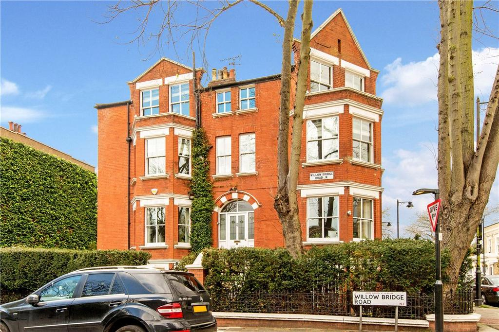 5 Bedrooms Semi Detached House for sale in Willow Bridge Road, Canonbury, London, N1