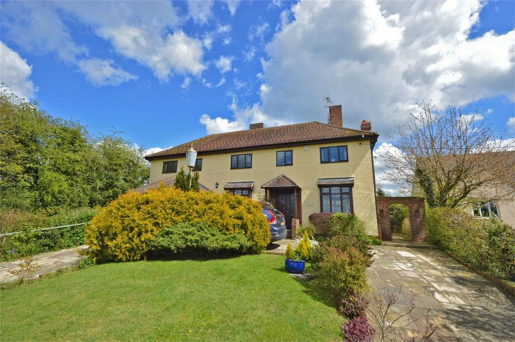 4 Bedrooms Detached House for sale in The Nurses House, High Street, Great Sampford, Nr Saffron Walden