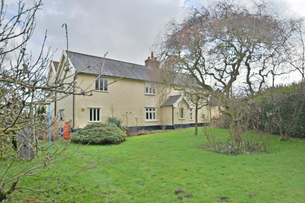 4 Bedrooms Semi Detached House for sale in Redgrave Road, South Lopham