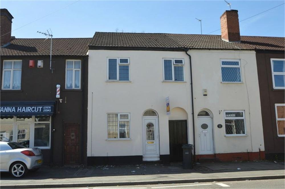 3 Bedrooms Terraced House for sale in Sedgley Road, Woodsetton, Dudley, West Midlands