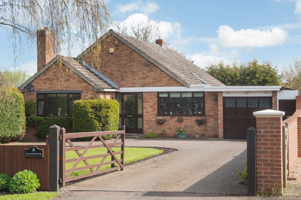 3 Bedrooms Detached Bungalow for sale in Binton Road, Welford On Avon