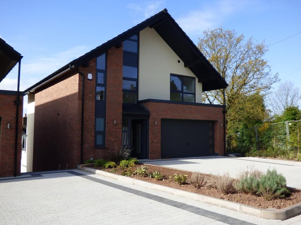 4 Bedrooms Detached House for sale in Plot 1, Quarry Hills Close, Quarry Hills Lane, Lichfield