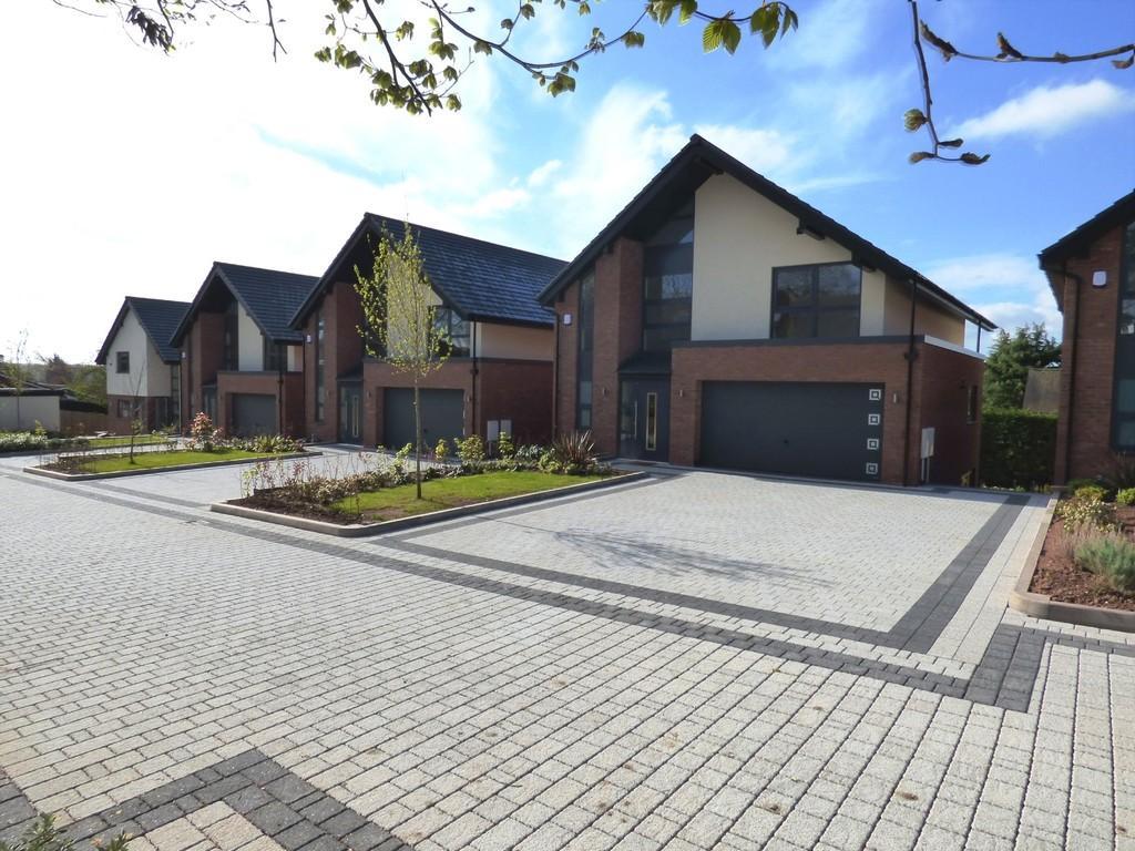 4 Bedrooms Detached House for sale in Plot 2, Quarry Hills Close, Quarry Hills Lane, Lichfield
