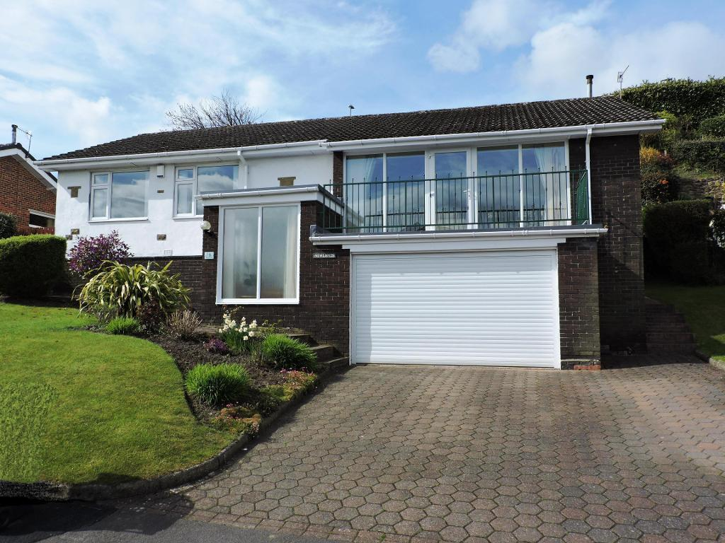 3 Bedrooms Detached Bungalow for sale in Woodlands Park Drive, Axwell Park, Blaydon, Tyne and Wear, NE21 5PQ