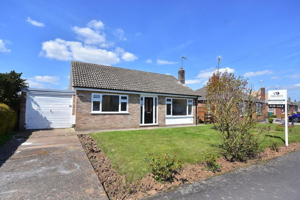 2 Bedrooms Detached Bungalow for sale in Chester Way, Boston