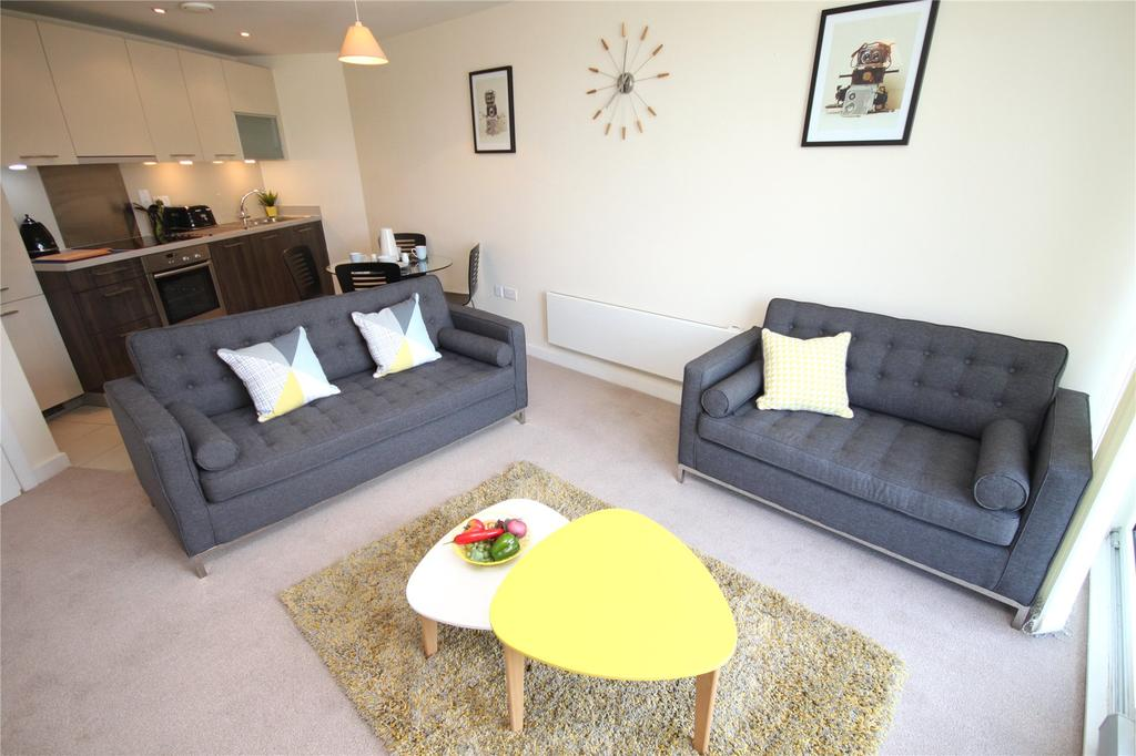 2 Bedrooms Flat for sale in Spectrum, Blackfriars Road, Block 11, Salford, Greater Manchester, M3