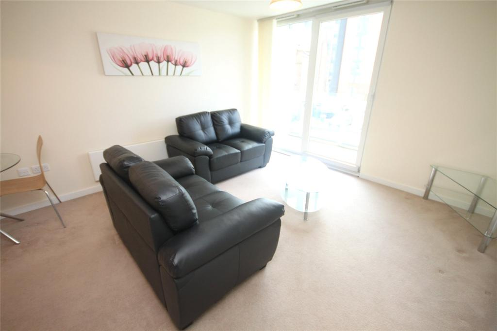 2 Bedrooms Flat for sale in Spectrum, Blackfriars Road, Block 11, Salford, Greater Manchester