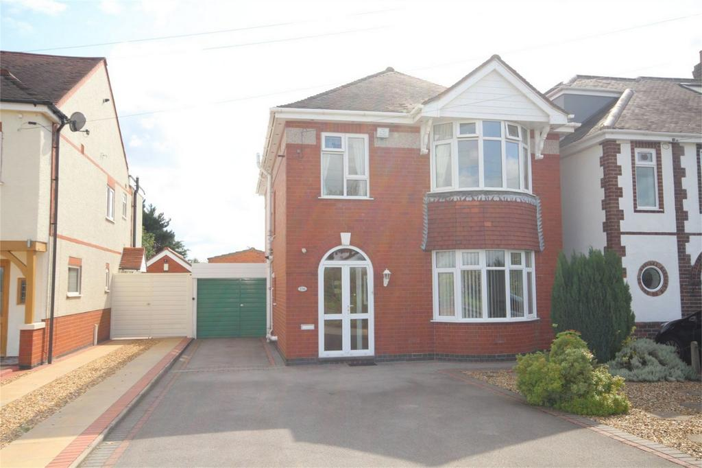 4 Bedrooms Detached House for sale in Higham Lane, Nuneaton, Warwickshire