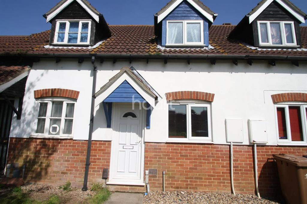 1 Bedroom Terraced House for sale in Admirals Drive, Wisbech