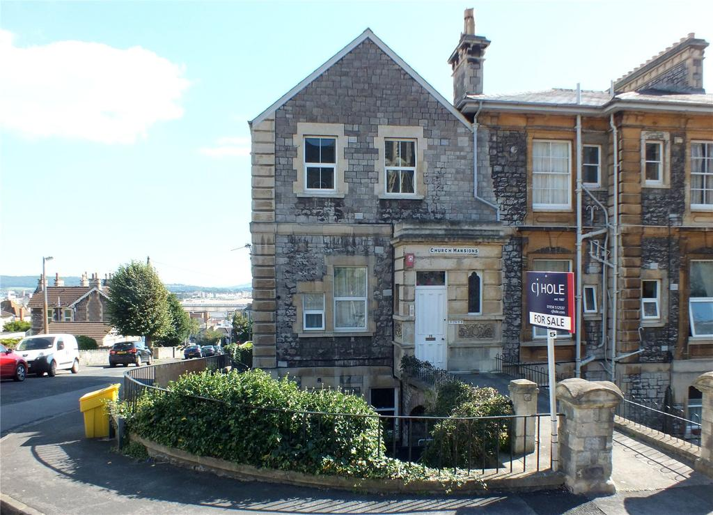 2 Bedrooms Apartment Flat for sale in Atlantic Road, Weston-Super-Mare, North Somerset, BS23