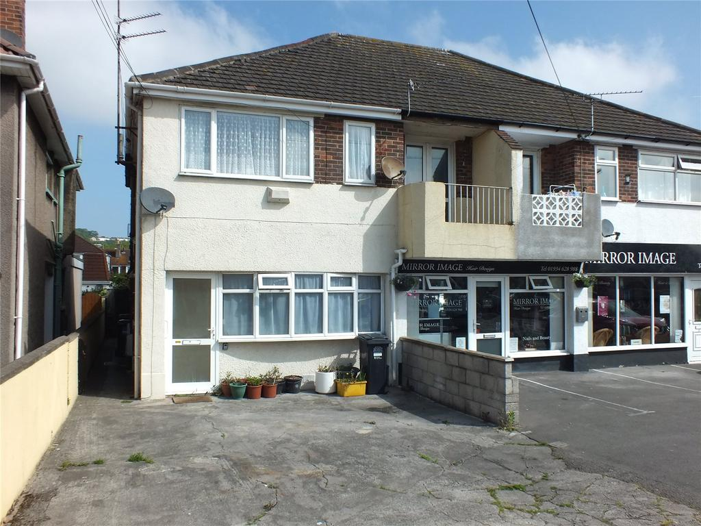 3 Bedrooms Apartment Flat for sale in Locking Road, Milton, Weston-Super-mare, North Somerset, BS22