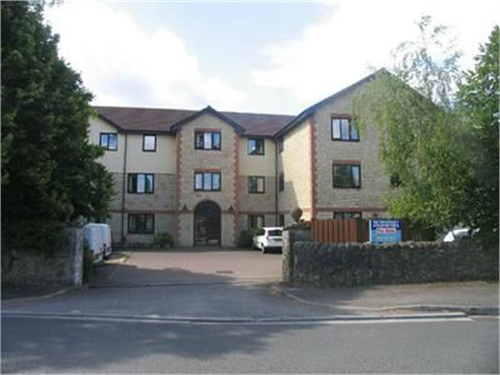 1 Bedroom Retirement Property for sale in Ebden Lodge, 308 High Street, Worle, Weston-Super-mare, BS22