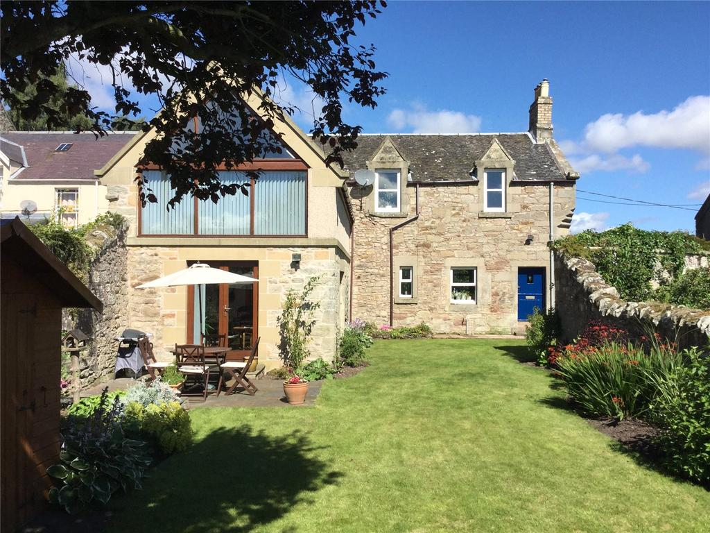 3 Bedrooms Terraced House for sale in Victoria Lodge, Gavinton, Duns, Berwickshire