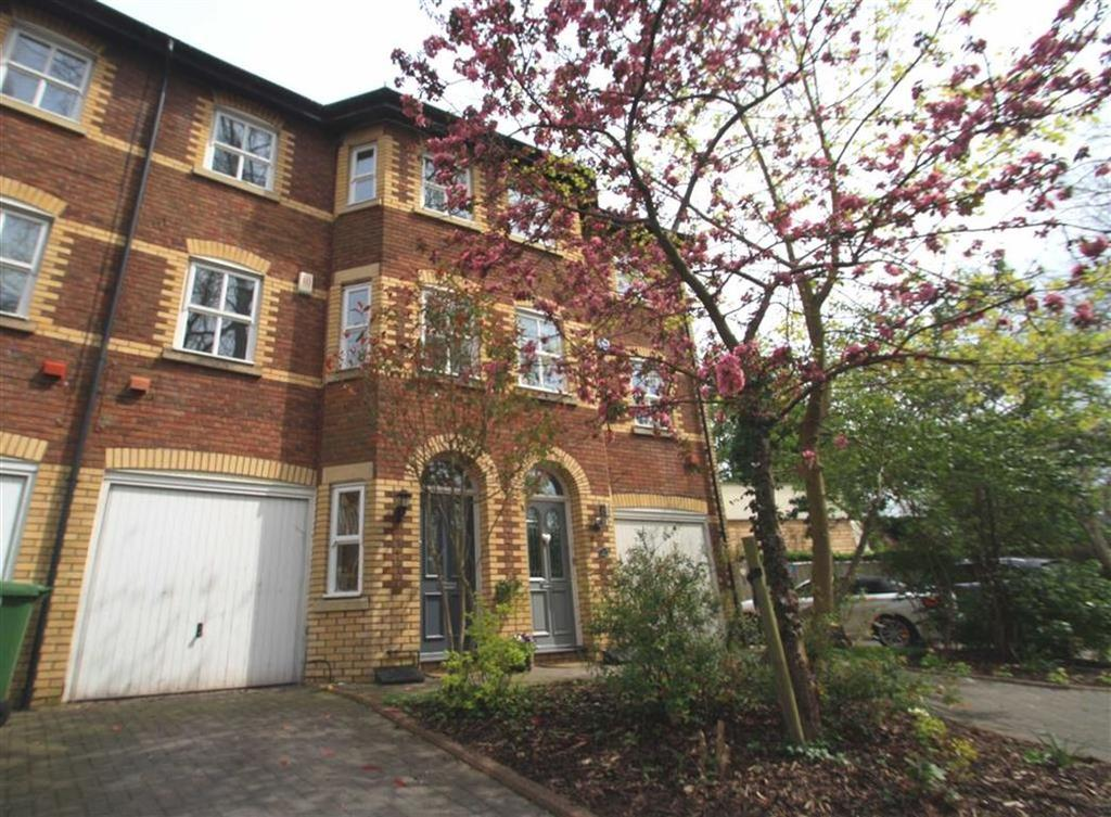 3 Bedrooms Town House for sale in River Street, Wilmslow