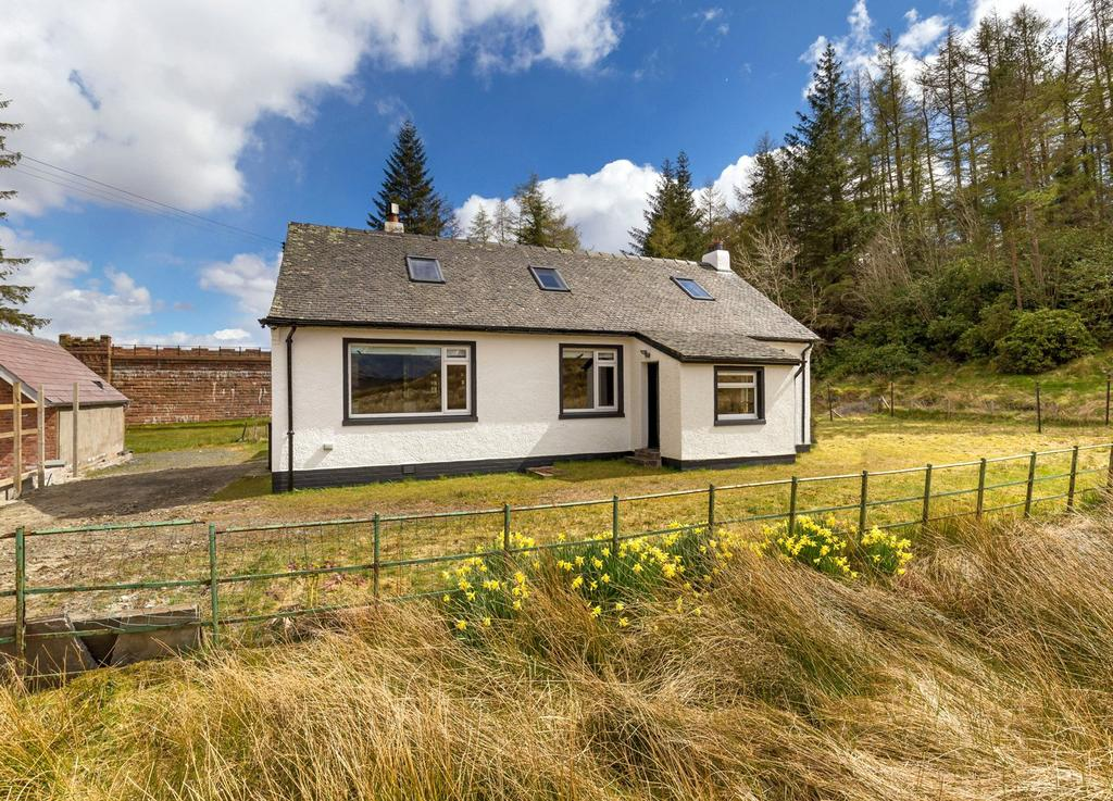 4 Bedrooms Detached House for sale in Corriehicon, Inversnaid, Stirling, Stirlingshire, FK8