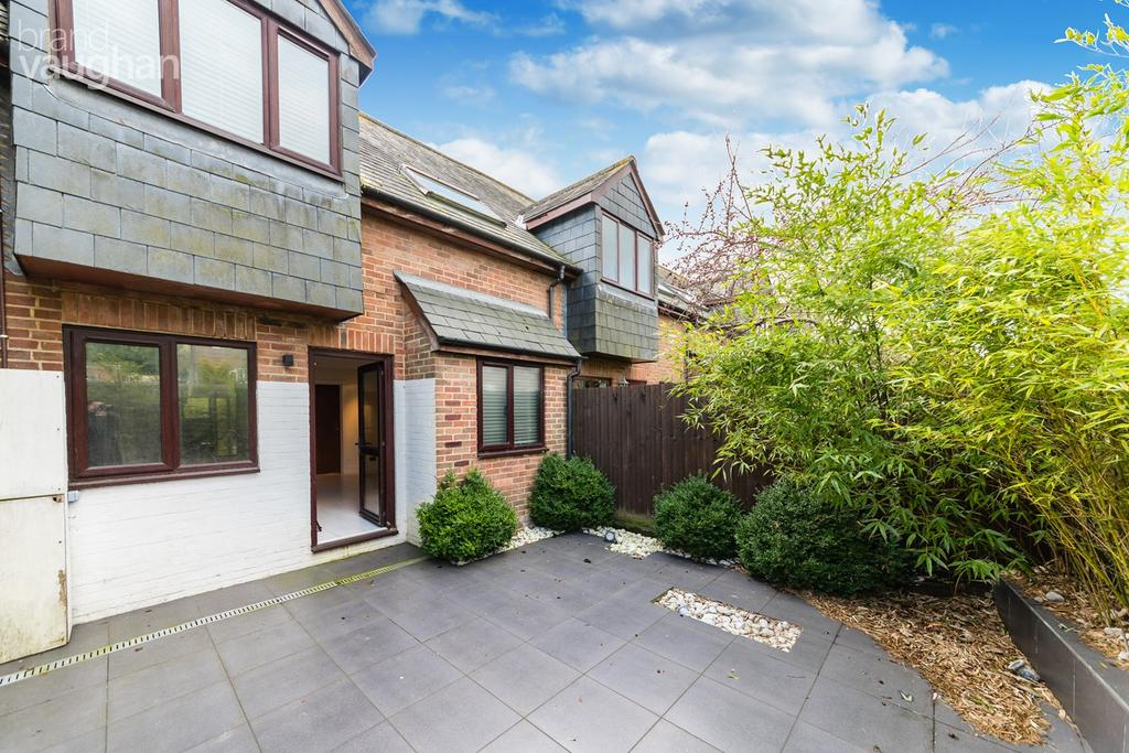 3 Bedrooms Mews House for sale in Church Hill, BRIGHTON, BN1
