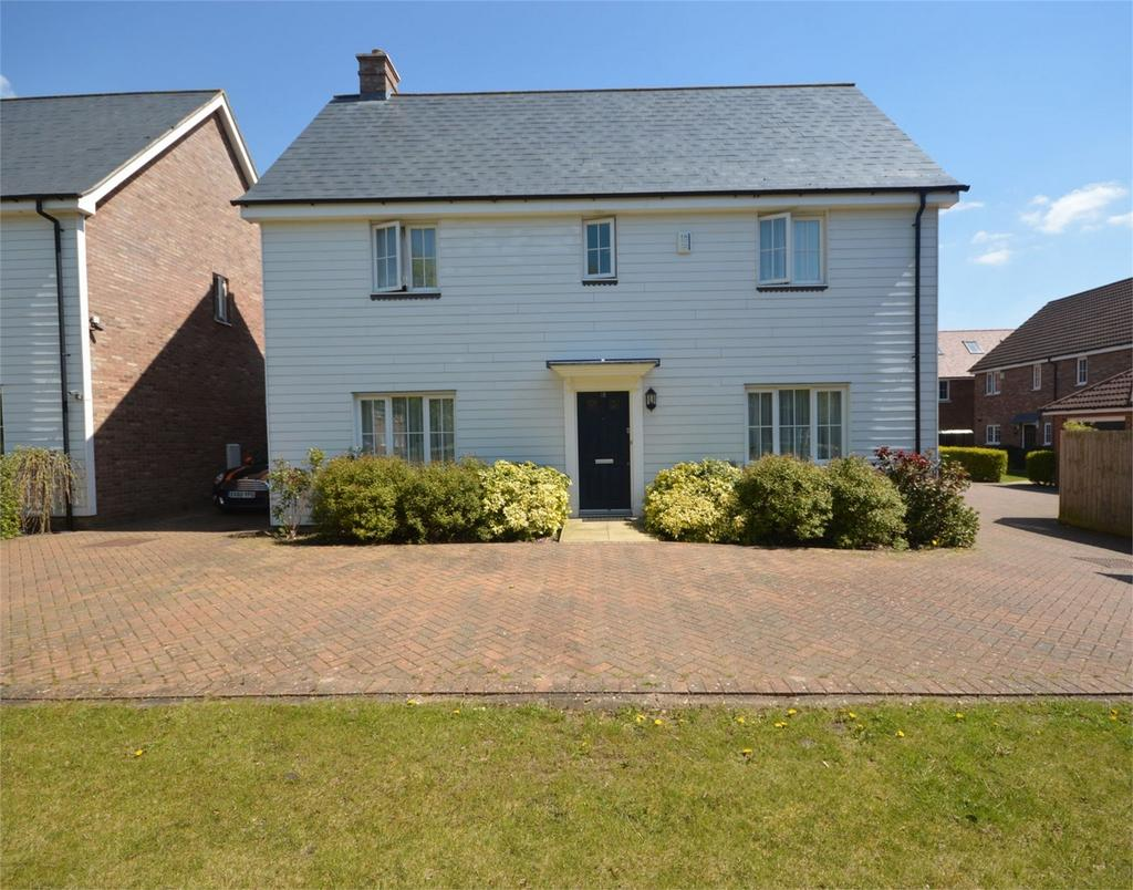 4 Bedrooms Detached House for sale in Warwick Road, Little Canfield
