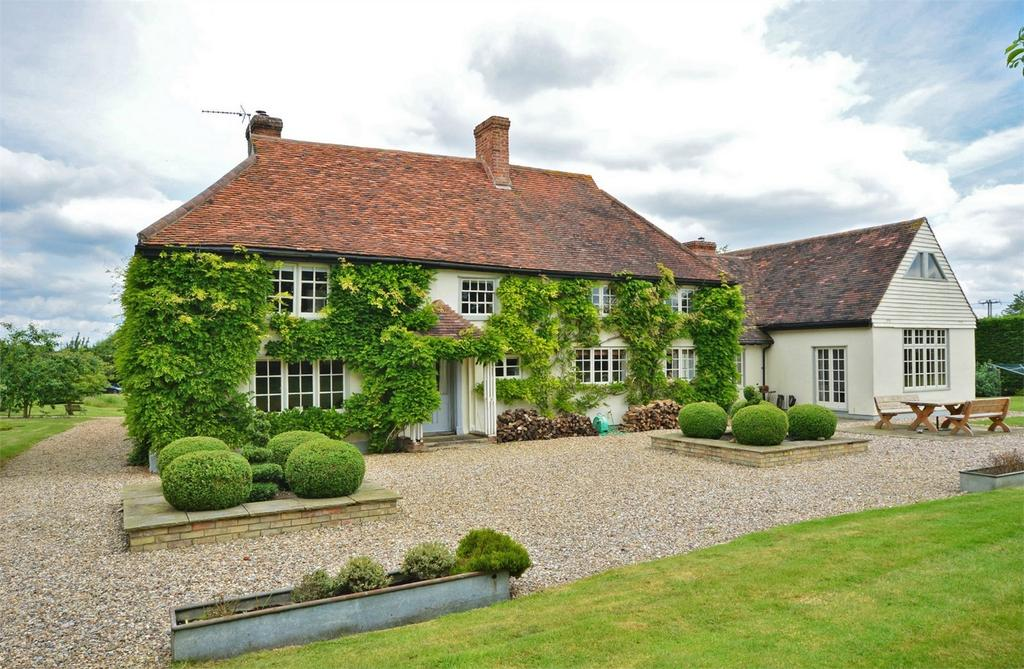 5 Bedrooms Detached House for sale in Friars Farm, Tindon End, Wimbish, Nr Saffron Walden