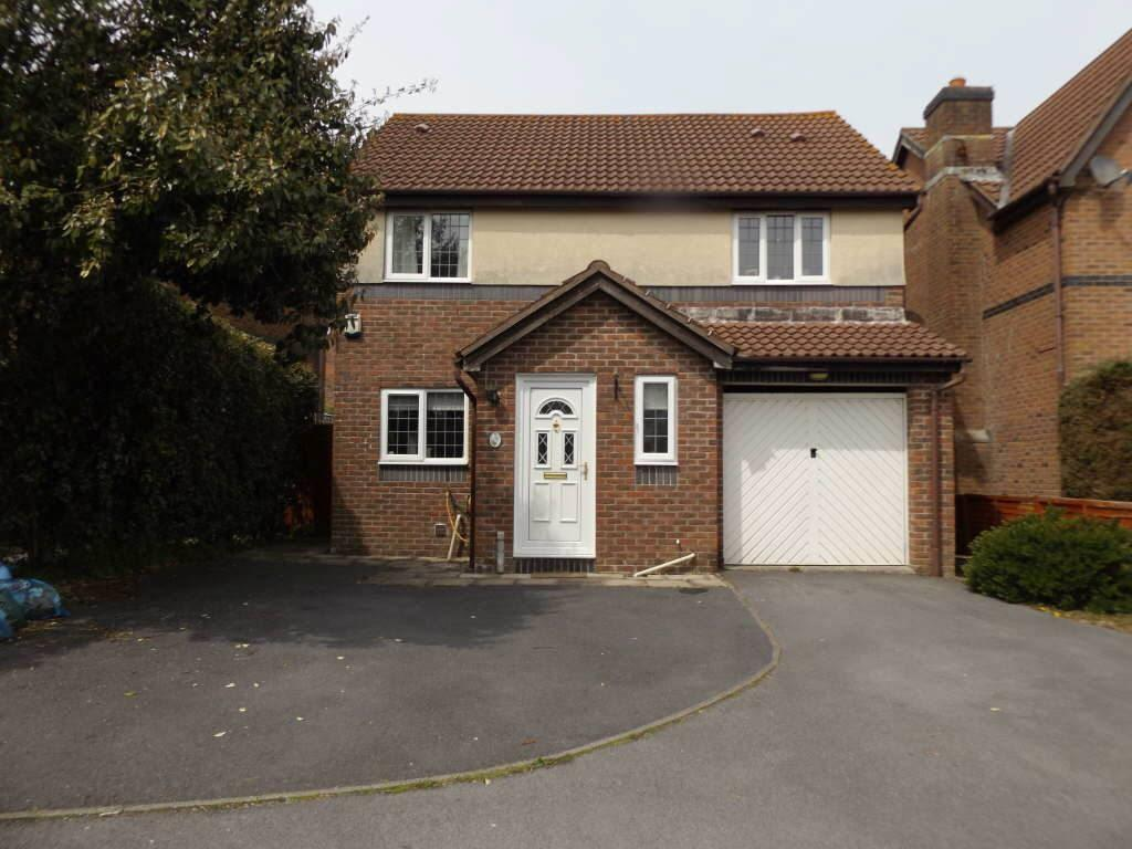 4 Bedrooms Detached House for sale in Dol Helyg, Pembrey, Carms