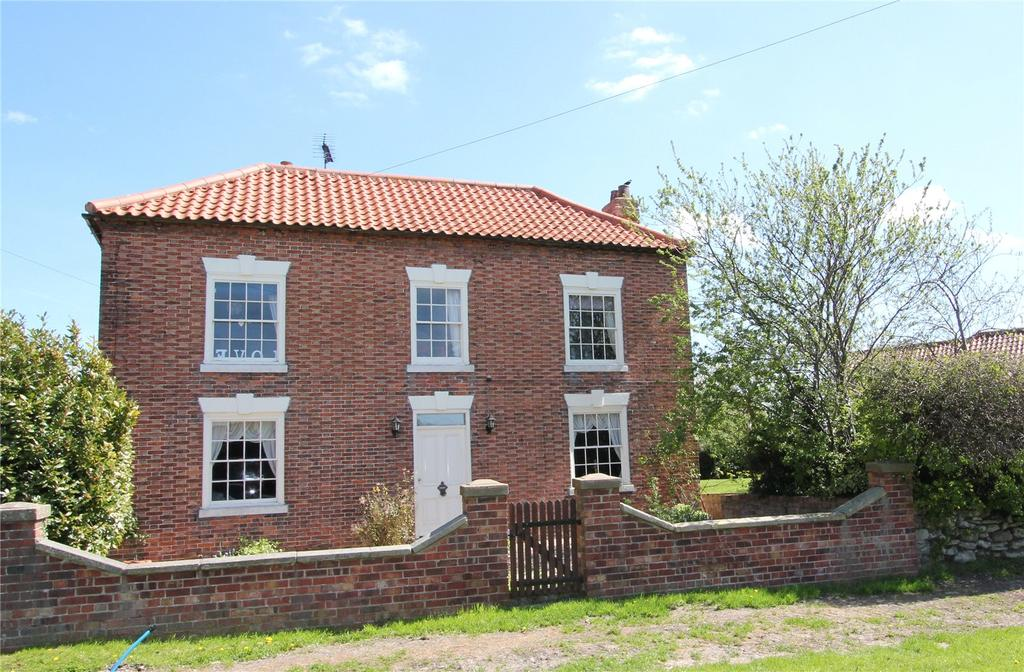 6 Bedrooms Detached House for sale in East Markham, Newark, Nottinghamshire