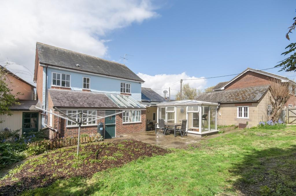 4 Bedrooms House for sale in Oxford Road, Sutton Scotney, Winchester, SO21