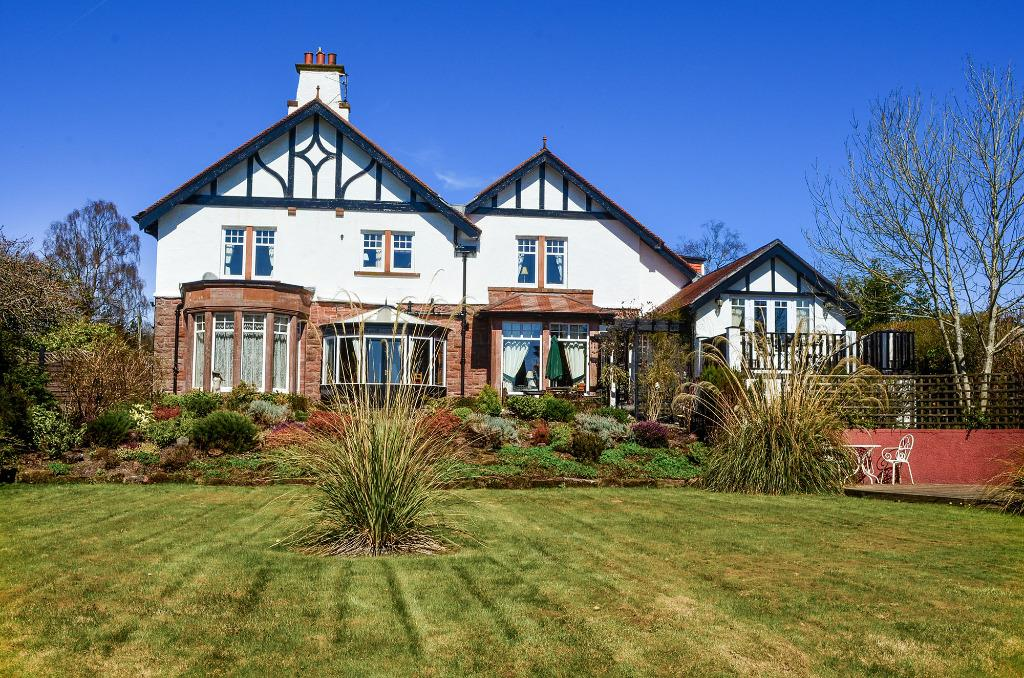 6 Bedrooms Detached House for sale in West Lennox Drive, Helensburgh, Argyll Bute, G84 9AB